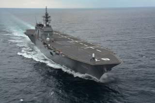 By Kaijō Jieitai (海上自衛隊 / Japan Maritime Self-Defense Force) - http://www.mod.go.jp/msdf/formal/gallery/ships/dd/izumo/183.html, CC BY 4.0, https://commons.wikimedia.org/w/index.php?curid=59350383
