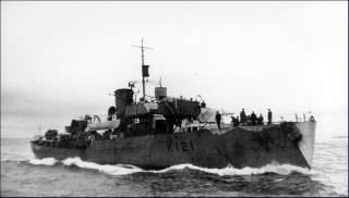 Canadian Navy Heritage website. Image Negative Number MC-2853