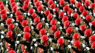Nova Délhi (Índia) - Desfile do Dia da República indiana, na Rajpath.(foto:Antônio Milena)