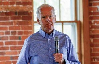 Joe Biden Upset