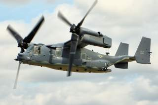 By Airwolfhound from Hertfordshire, UK - CV-22 Osprey - RIAT 2015, CC BY-SA 2.0, https://commons.wikimedia.org/w/index.php?curid=45232538
