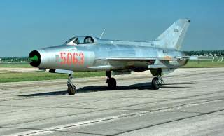 The MiG-21 Could Be the Only Russia Fighter Jet to Fly for 100 ...