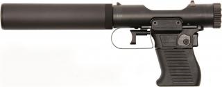 Stealth Pistol