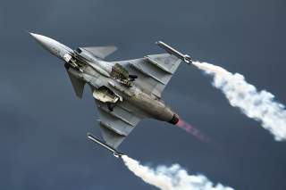 By Oleg V. Belyakov - AirTeamImages - Gallery page http://www.airliners.net/photo/Sweden---Air/Saab-JAS-39C-Gripen/2279593/LPhoto http://cdn-www.airliners.net/aviation-photos/photos/3/9/5/2279593.jpg, CC BY-SA 3.0, https://commons.wikimedia.org/w/index.ph