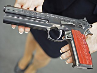 Field Pistol
