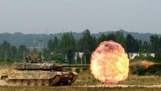 By 대한민국 국군 Republic of Korea Armed Forces - 육군 K2전차, CC BY-SA 2.0, https://commons.wikimedia.org/w/index.php?curid=36991644