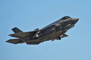 An F-35A Lightning II Joint Strike Fighter takes off on a training sortie at Eglin Air Force Base, Florida in this March 6, 2012 file photo. Canada is poised to buy 65 Lockheed Martin Corp F-35 Joint Strike Fighter jets, sources familiar with the process