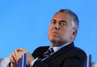 Joe Hockey looks on at the B20 Australia Summit in Sydney July 18, 2014. REUTERS/Nikki Short/Pool