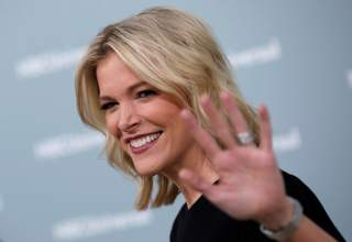 NBC News personality Megyn Kelly poses for photographers at the NBCUniversal UpFront presentation in New York City, New York, U.S., May 14, 2018. REUTERS/Mike Segar