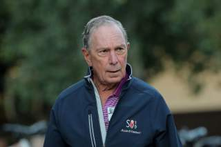 Former New York City Mayor Michael Bloomberg, attends the annual Allen and Co. Sun Valley media conference in Sun Valley, Idaho, U.S., July 12, 2019. REUTERS/Brendan McDermid
