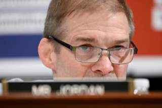 Rep. Jim Jordan (R-OH) listens to testimony during a House Judiciary Committee hearing on the impeachment inquiry into U.S. President Donald Trump on Capitol Hill in Washington, U.S., December 9, 2019. REUTERS/Erin Scott