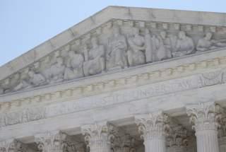 FILE PHOTO: The U.S. Supreme Court in Washington, D.C., U.S., June 17, 2019. REUTERS/Leah Millis/File Photo
