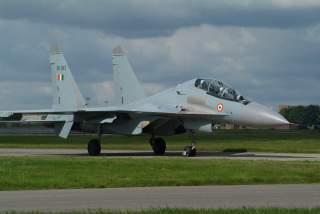 Su-30MKI SB-043 from 30Sq