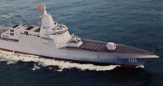 Type 55 Destroyer