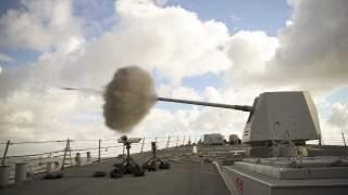 (U.S. Navy photo by Mass Communication Specialist 2nd Class Austin Ingram/Released)