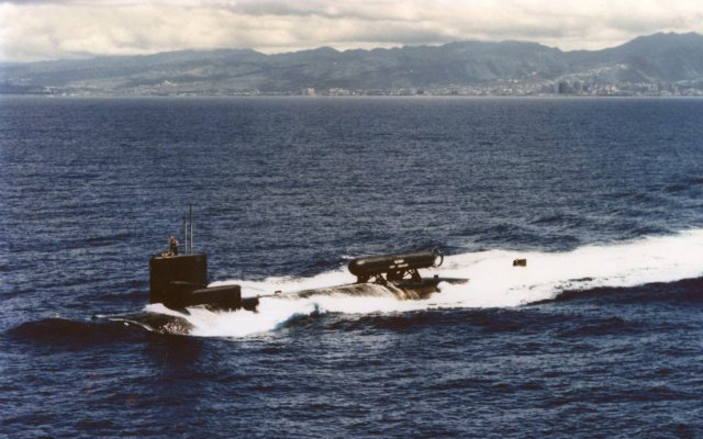 Terrible fate of diesel-electric submarines — Encyclopedia