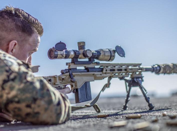 (U.S. Marine Corps photo by Cpl. Matthew Teutsch)