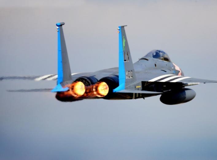 (U.S. Air Force photo/ Tech. Sgt. Matthew Plew)