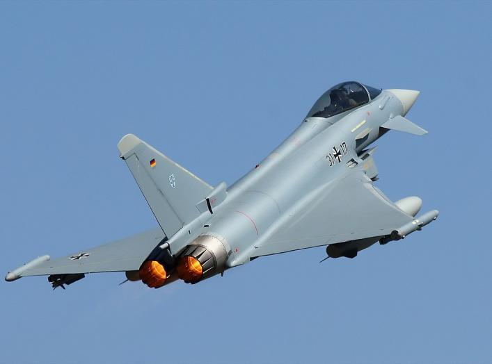 German Eurofighter. Wikimedia Commons