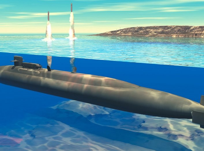 Ohio-class Submarine | The National Interest