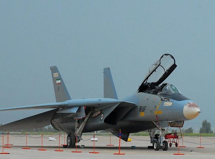 Technicians of the Islamic Republic of Iran Air Force (IRIAF) managed to overhaul two fighter jets. September 9, 2014. Tasnim News Agency.All Content by Tasnim News Agency is licensed under a Creative Commons Attribution 4.0 International License.