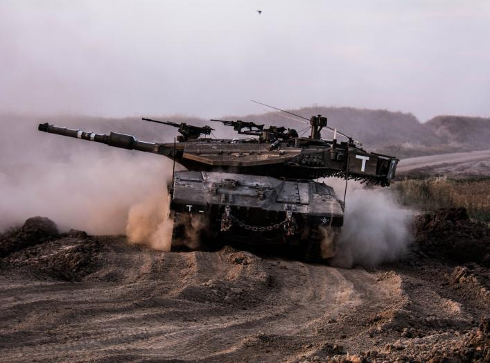 Flickr / Israel Defense Forces