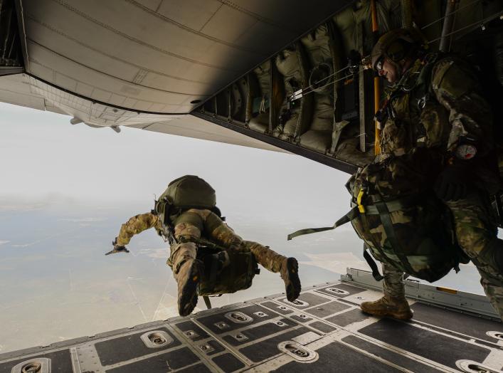 U.S. Air Force photo by Tech. Sgt. Joshua J. Garcia /Released