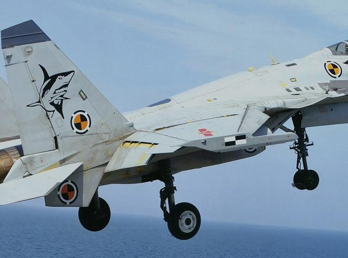 Carrier-Based Multirole Fighter J-15.