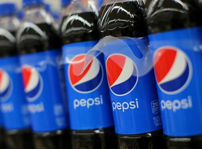 Pepsi soda is shown on display in Compton, California, U.S., January 10, 2017. REUTERS/Mike Blake