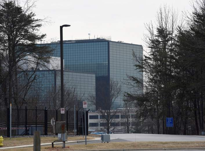 The National Security Agency (NSA) headquarters is seen in Fort Meade, Maryland, U.S. February 14, 2018. REUTERS/Sait Serkan Gurbuz
