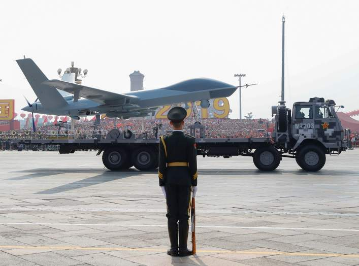 Resultado de imagen para drones kamikases china + the national interest