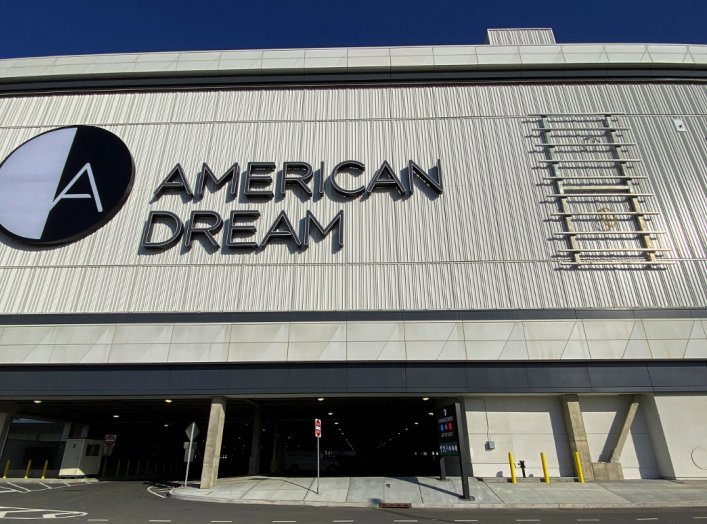 American Dream mall is pictured after New Jersey Governor Phil Murphy closed indoor shopping malls, to avoid the spreading of the coronavirus disease (COVID-19), in East Rutherford, New Jersey, U.S., March 18, 2020. REUTERS/Eduardo Munoz