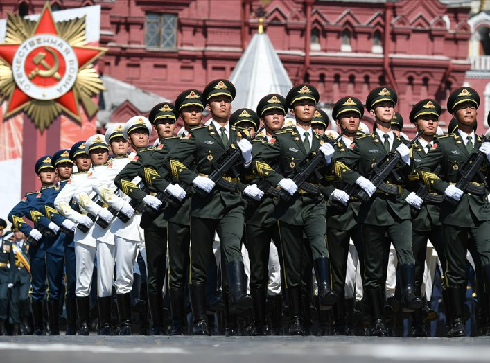 China-Russia Alliance