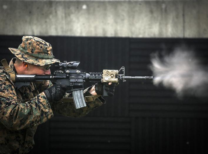 (U.S. Marine Corps photo by Sgt. Aaron S. Patterson)