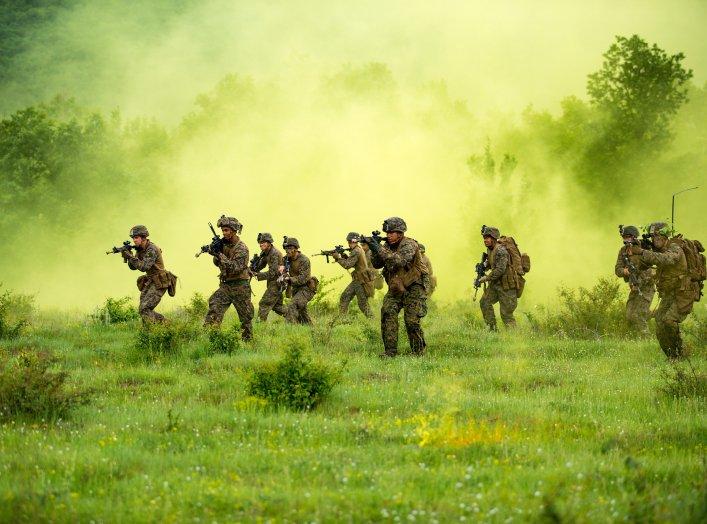 Flickr / Marines