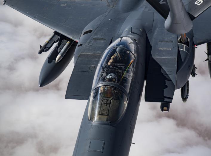 (U.S. Air Force photo by Staff Sgt. Clayton Cupit)