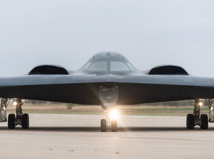 https://www.dvidshub.net/image/5869491/b-2-spirit-stealth-bomber-whiteman-afb-taxis-down-flight-line