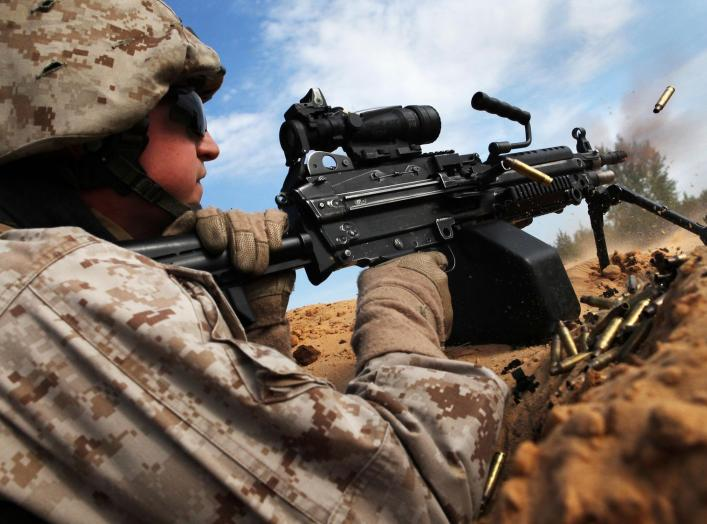 (U.S. Marine Corps photo by Sgt. Ray Lewis)