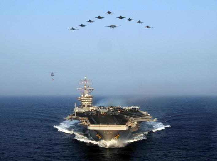 (U.S. Navy photo by Mass Communication Specialist 2nd Class Julia A. Casper/Released)
