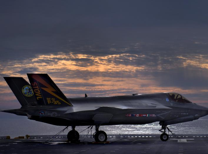 By Marines from Arlington, VA, United States - Lightning at Dusk, Public Domain, https://commons.wikimedia.org/w/index.php?curid=51102935