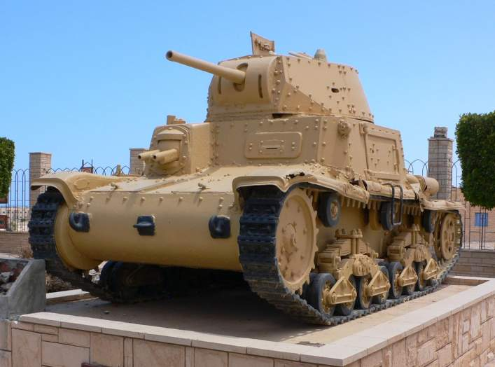 By Heather Cowper from Bristol, UK - Museum at El Alamein, CC BY 2.0, https://commons.wikimedia.org/w/index.php?curid=46741957