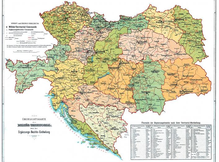 By k.u.k. militär-geographisches Institut - http://www.austria.gv.at/Docs/2007/5/4/Territorialkommanden-%28%C3%9Cbers.jpg, Public Domain, https://commons.wikimedia.org/w/index.php?curid=8427895