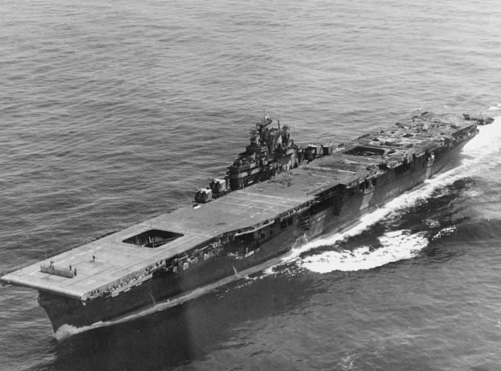By U.S. Navy, photographed by Naval Air Station Lakehurst, New Jersey (USA). - Official U.S. Navy photo 80-G-274014 from the U.S. Navy Naval History and Heritage Command, Public Domain, https://commons.wikimedia.org/w/index.php?curid=2748832
