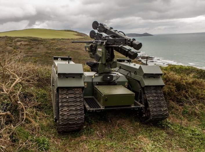 Image: British Military.