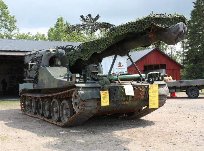 Stridsvagn, Bofors 1965