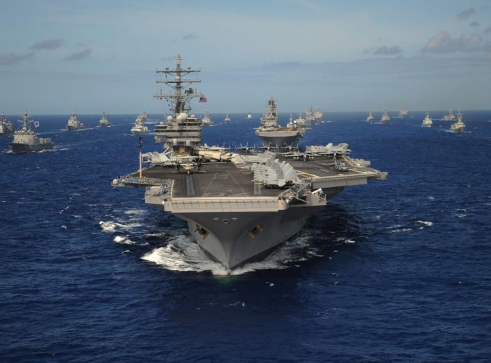 (DoD photo by Mass Communication Specialist 1st Class Scott Taylor, U.S. Navy/Released)