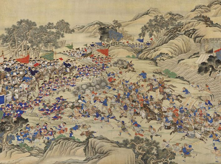 By Wu Youru - http://www.battle-of-qurman.com.cn/e/hist.htm, Public Domain, https://commons.wikimedia.org/w/index.php?curid=10343844
