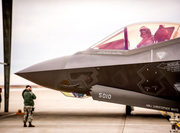 (U.S. Air Force photo by J.M. Eddins Jr.)