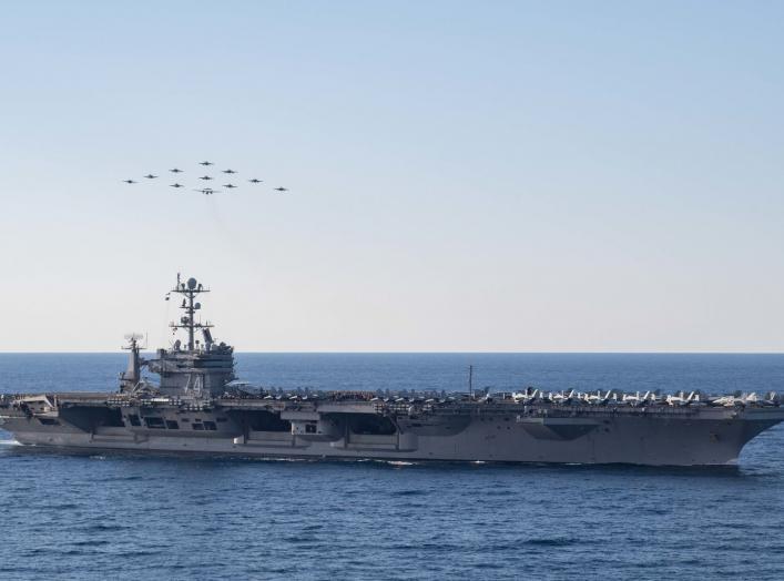 (U.S. Navy photo by Mass Communication Specialist Seaman Jarrod A. Schad)
