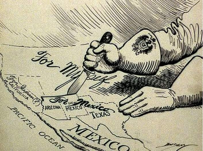 https://en.wikipedia.org/wiki/Zimmermann_Telegram#/media/File:Cartoon_for_a_Telegram.jpg
